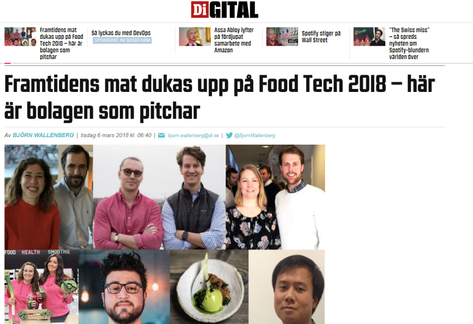 DI Digital Foodtech